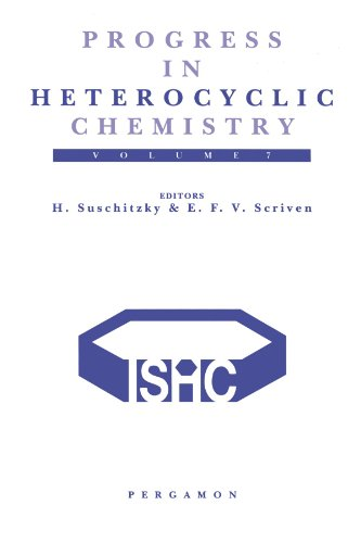 9780080972435: Progress in Heterocyclic Chemistry, Volume 7: A Critical Review of the 1994 Literature Preceded by Two Chapters on Current Heterocyclic Topics
