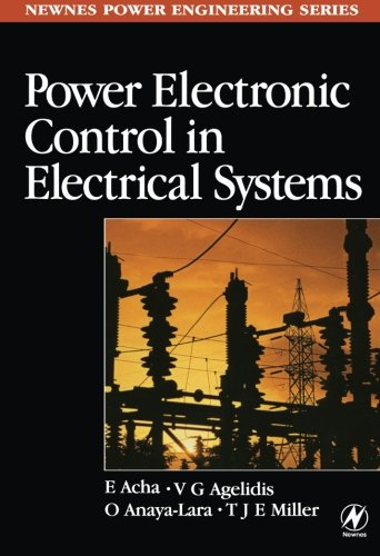 9780080972510: Power Electronic Control in Electrical Systems