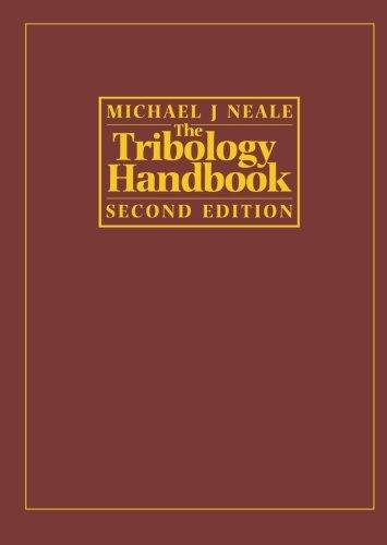 9780080972657: The Tribology Handbook