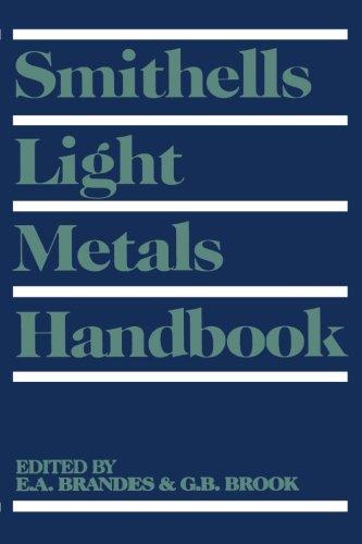 Smithells Light Metals Handbook: Butterworth-Heinemann