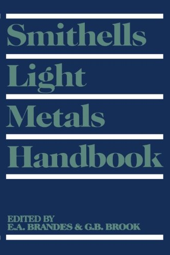 9780080972701: Smithells Light Metals Handbook