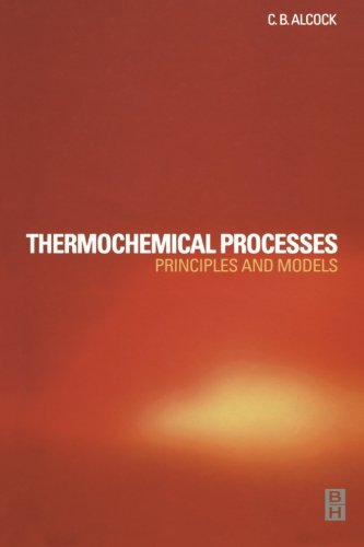 9780080972923: Thermochemical Processes: Principles and Models