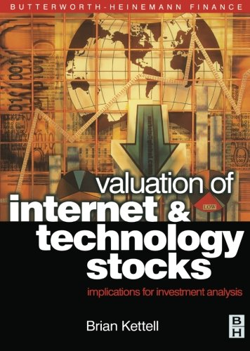 9780080972961: Valuation of Internet and Technology Stocks