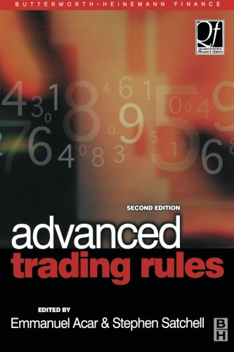 9780080973005: Advanced Trading Rules