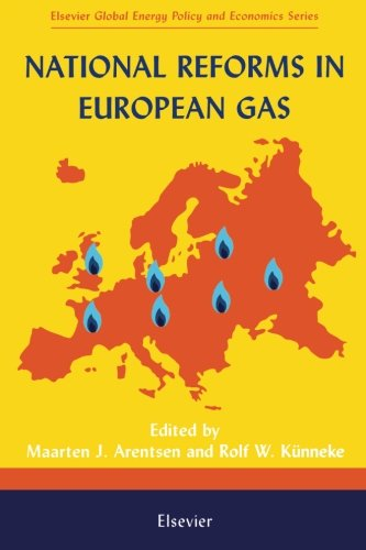9780080973210: National Reforms in European Gas