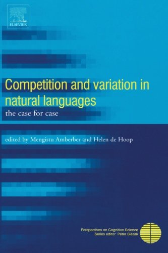 9780080973289: Competition and Variation in Natural Languages