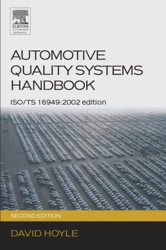 9780080973784: Automotive Quality Systems Handbook: ISO/TS 16949:2002 Edition