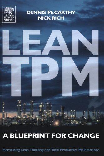 9780080973845: Lean Tpm: A Blueprint for Change