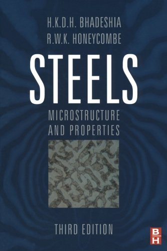 9780080973890: Steels: Microstructure and Properties