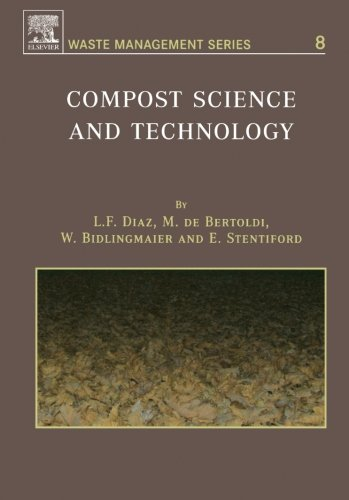 9780080974064: Compost Science and Technology (Volume 8)