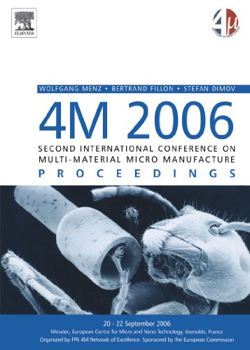 9780080974125: 4M 2006 - Second International Conference On Multi-Material Micro Manufacture