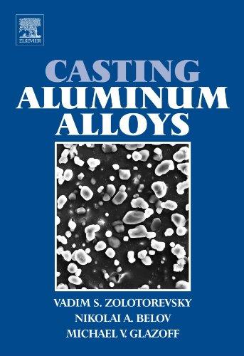 9780080974231: Casting Aluminum Alloys