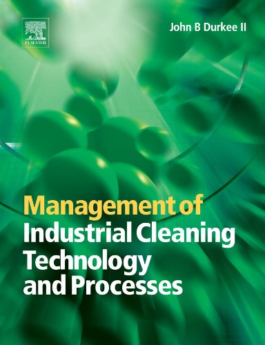 9780080974255: Management of Industrial Cleaning Technology and Processes