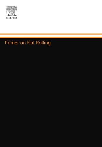 9780080974279: Primer on Flat Rolling