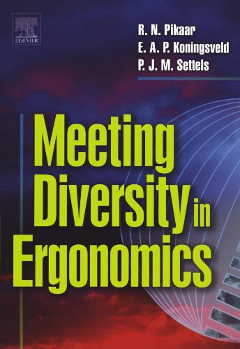 9780080974309: Meeting Diversity In Ergonomics