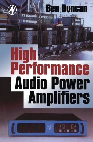9780080974507: High Performance Audio Power Amplifiers
