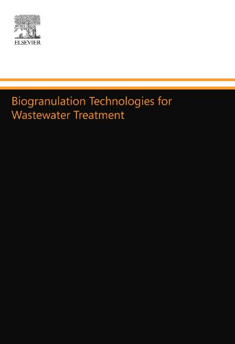 9780080974538: Biogranulation Technologies for Wastewater Treatment