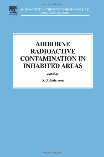 9780080974873: Airborne Radioactive Contamination in Inhabited Areas