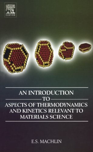 9780080975399: An Introduction to Aspects of Thermodynamics and Kinetics Relevant to Materials Science: 3rd Edition