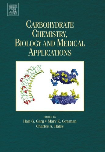 9780080975481: Carbohydrate Chemistry, Biology and Medical Applications