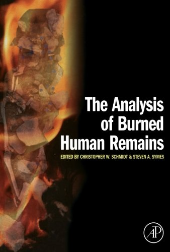 9780080975641: The Analysis of Burned Human Remains
