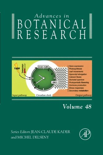 9780080976044: Advances in Botanical Research (Volume 48)