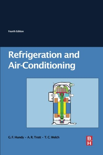 9780080976334: Refrigeration and Air-Conditioning: Fourth Edition