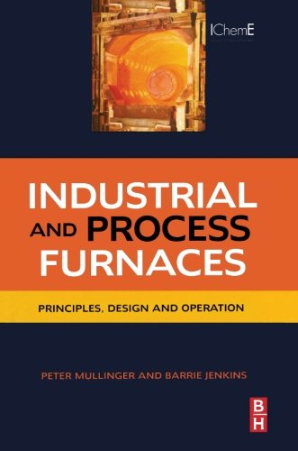 9780080976365: Industrial and Process Furnaces: Principles, Design and Operation