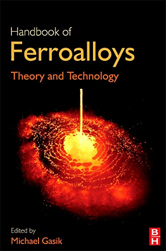 9780080977539: Handbook of Ferroalloys: Theory and Technology