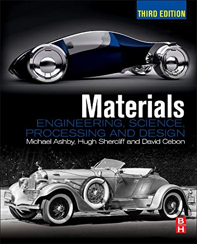 Materials: Engineering, Science, Processing and Design (Hardback): Hugh Shercliff, Michael
