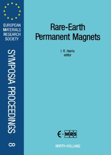 Rareearth Permanent Magnets: I.R. Harris