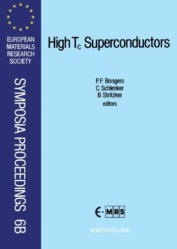 9780080978406: High Tc Superconductors: Preparation and Application