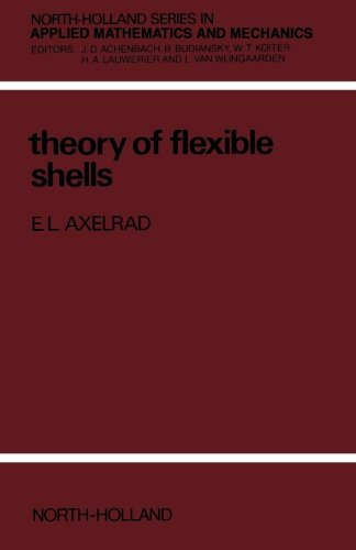 9780080978499: Theory of Flexible Shells