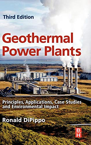 9780080982069: Geothermal Power Plants: Principles, Applications, Case Studies and Environmental Impact