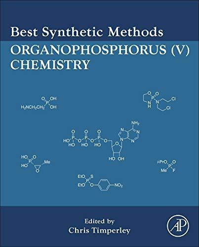 9780080982120: Best Synthetic Methods: ORGANOPHOSPHORUS (V) CHEMISTRY (Organophosphorus Chemistry)