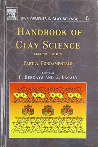 9780080982595: Handbook Of Clay Science 2nd Ed (part A And B Set)