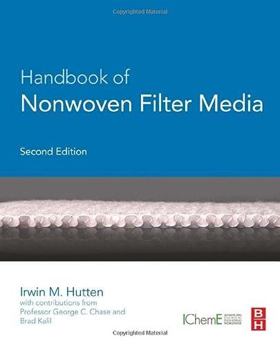 9780080983011: Handbook of Nonwoven Filter Media, Second Edition