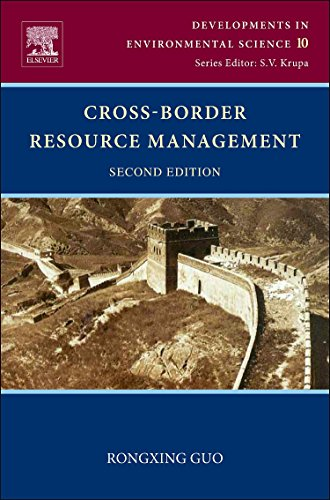 9780080983196: Cross-Border Resource Management, Volume 10, Second Edition (Developments in Environmental Science)