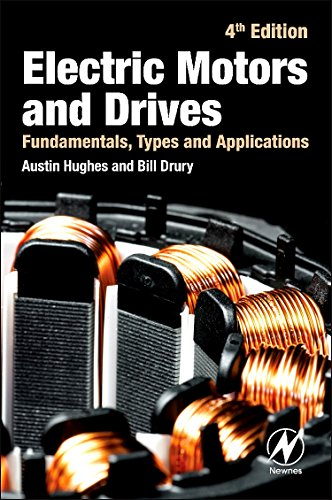 9780080983325: Electric Motors and Drives: Fundamentals, Types and Applications