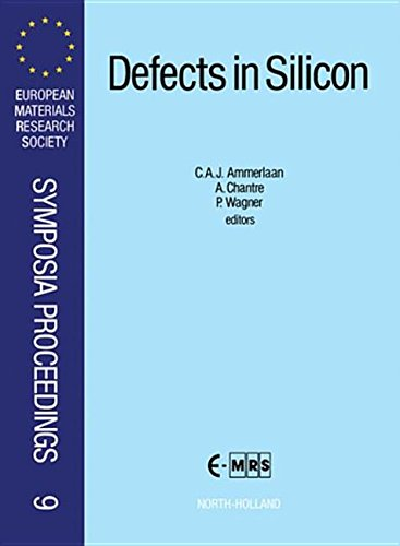 9780080983646: Defects in Silicon: Proceedings of Symposium B on Science and Technology of Defects in Silicon of the 1989 E-Mrs Conference, Strasbourg, France, 30 May-2 June 1989