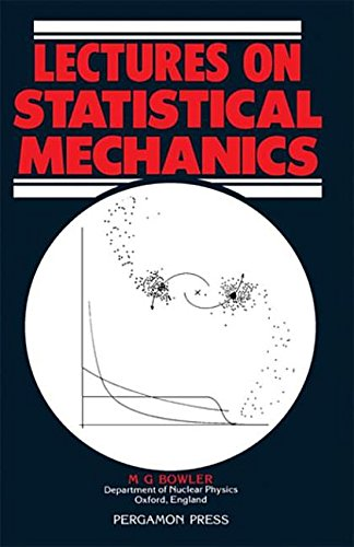 9780080984056: Lectures on Statistical Mechanics