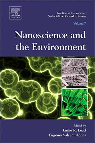 9780080994086: Nanoscience and the Environment (Frontiers of Nanoscience)