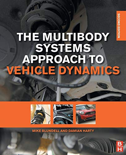 9780080994253: The Multibody Systems Approach to Vehicle Dynamics, Second Edition