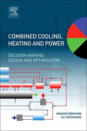 Combined Cooling, Heating and Power: Decision-Making, Design: Ebrahimi, Masood, Keshavarz,
