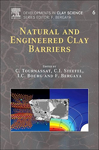 9780081000274: Natural and Engineered Clay Barriers: Volume 6 (Developments in Clay Science)