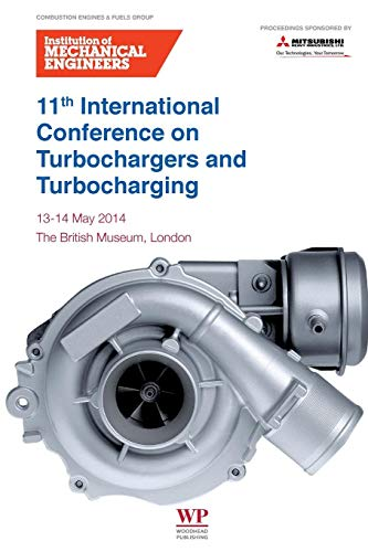 9780081000335: 11th International Conference on Turbochargers and Turbocharging: 13-14 May 2014