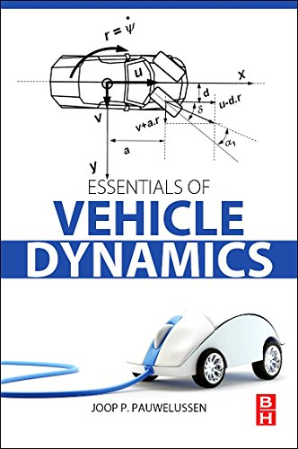 9780081000366: Essentials of Vehicle Dynamics