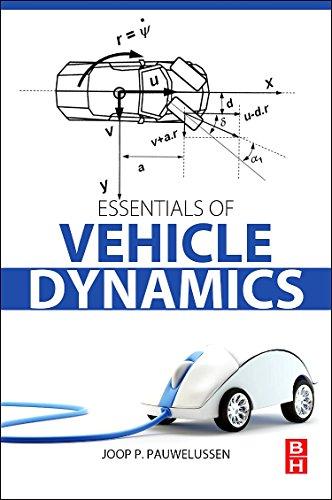 9780081000366: Essentials of Vehicle Dynamics
