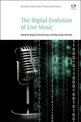 The Digital Evolution of Live Music: Angela Cresswell Jones