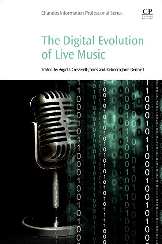 9780081000670: The Digital Evolution of Live Music